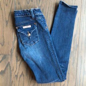 💕Girls Hudson Jeans - Skinny Leg- SZ 12